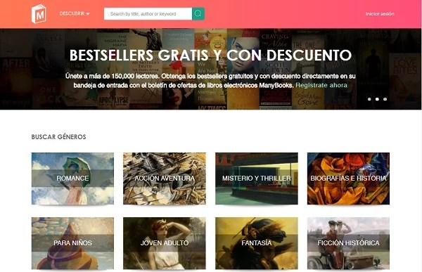MEJORES Webs Leer Y Descargar Libros Digitales 】 Lista 2019