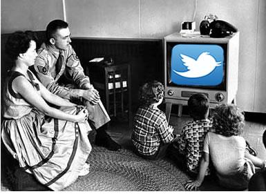 twiter tv
