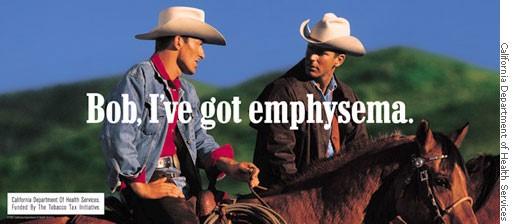 Bob, I've got emphysema