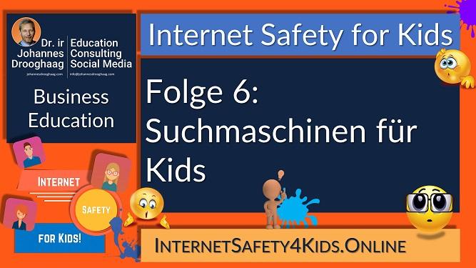 Internet Safety for Kids Folge 6 - Suchmaschinen für Kinder