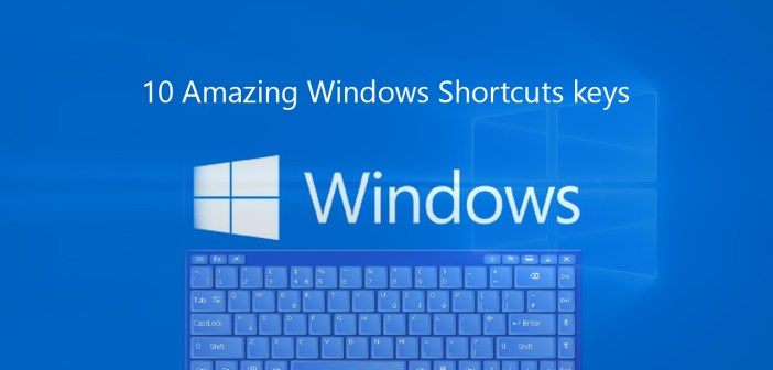 Windows Shortcuts keys