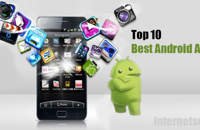Top 10 Best Android Apps of May 2016