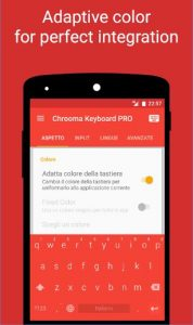 chrooma keyboard - android apps, top apps, best apps may 2016