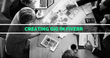 Creating Successful Fiverr GIG