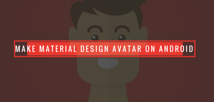 how to make material design