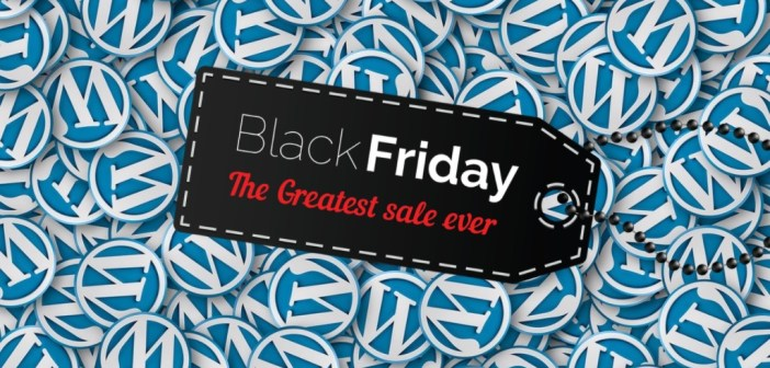 WordPress Black Friday