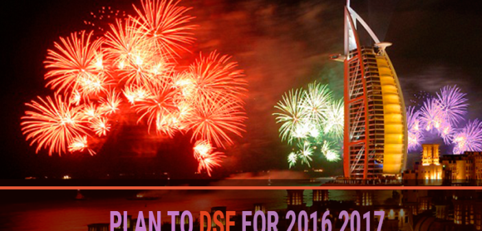 Plan to DSF for 2016 2017