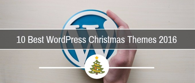 10 Best WordPress Christmas Themes 2016