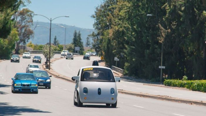 driverless cars on public roads