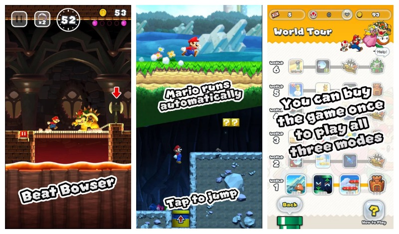Super Mario Run free download