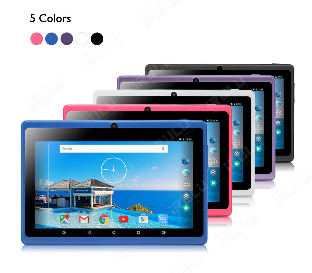iRULU New 7 Touch Screen Android 4.4