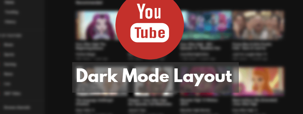 How to Enable YouTube's Hidden Dark Mode Layout!