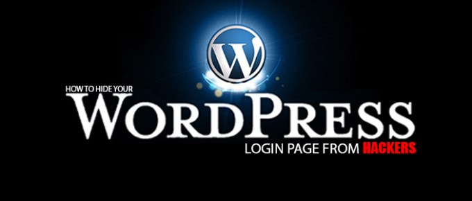How to Hide Your WordPress Login Page from Hackers