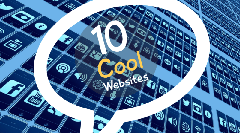 cool websites