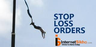 STOP LOSS ORDER STOP LOSS TRIGGER OF THE INTRADY TRADERS IS THE MAIN GOAL OF THE MARKET MAKERS