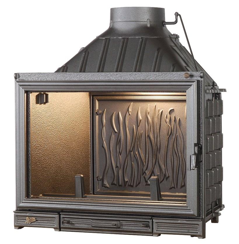židinio kapsulė