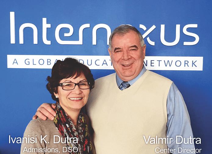 Ivanisi Dutra and Valmir Dutra Internexus Provo