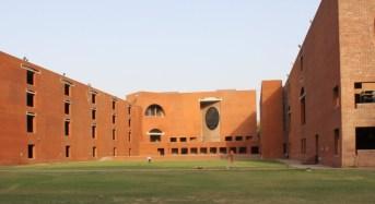 Social Entrepreneurship: Sitanshu's experience at IIM Ahmedabad