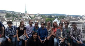 Internship Experience of Ritika Nevatia at CERN (Openlab Programme)