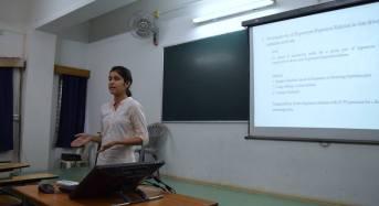 Internship Experience | Saloni Bakshi | CNeRG, IIT Kharagpur | Summer internship programme