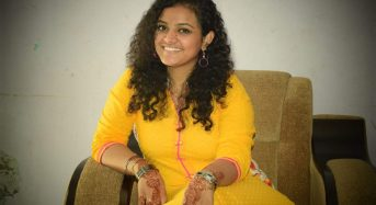 Vaishali Mishra | IIT Kanpur | Internship Experience |  Research internship