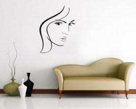 Adesivo murale-graziosa bellezza
