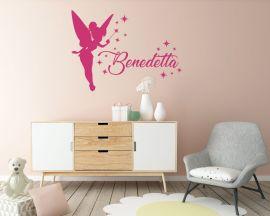 Adesivo murale personalizzato-Adesivo Trilly+nome
