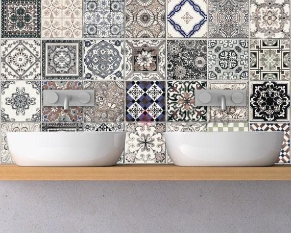 Azulejos coimbra-adesivi per piastrelle