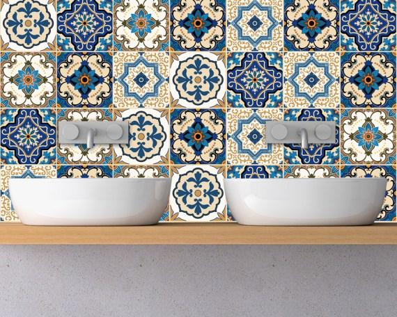 Azulejos vigo-adesivi per piastrelle