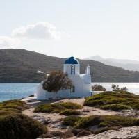 Cicladi prima parte: Amorgos