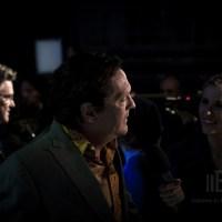 The Hateful Eight - Tarantino a Cinecittà