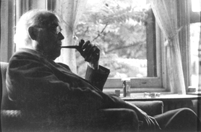 5 marzo anniversario morte Edgar Lee Masters - Interno poesia