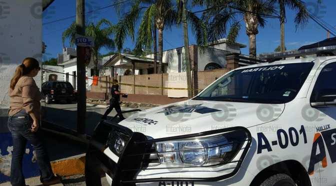MUERE HOMBRE EN LA COMUNIDAD DEL PASO HONDO.