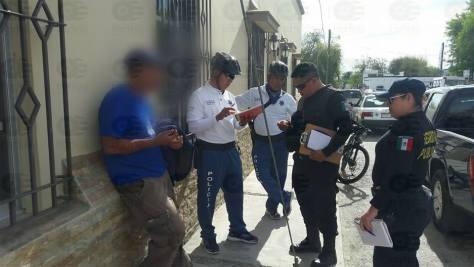 #ATROPELLAN A HOMBRE ENFRENTE DE PLAZA LAS MORAS.