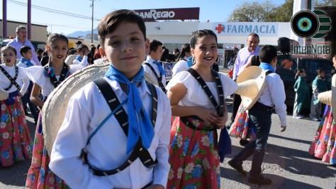 CONMEMORAN EL 107 ANIVERSARIO DE LA REVOLUCIÓN MEXICANA