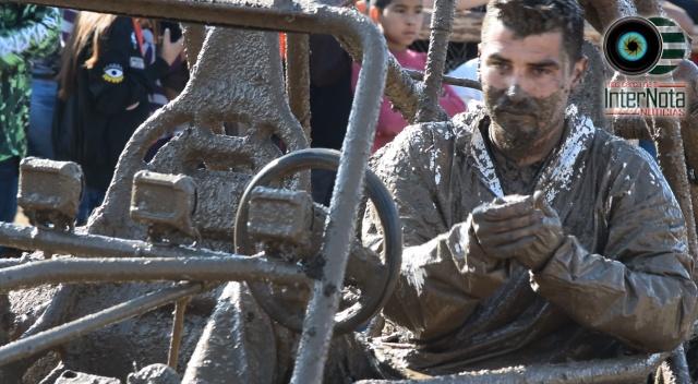 CARRERAS DE LODO 4X4 «EL CHICANAZO», EN CADEREYTA, N.L.