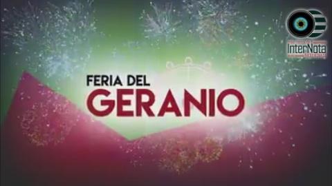 HOY GRAN INAUGURACIÓN DE LA FERIA DEL GERANIO 2018 EN HUALAHUISES, NUEVO LEÓN
