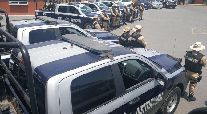 POLICÍA RURAL SE SUMAN A REFORZAR LABORES EN MONTEMORELOS, DR. ARROYO, GRAL. TREVIÑO Y BUSTAMANTE