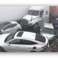 CIERRE DE CIRCULACIÓN EN EL KILÓMETRO 37 SALTILLO-MONTERREY A CAUSA DE ACCIDENTE VIAL #PRECAUCIÓN