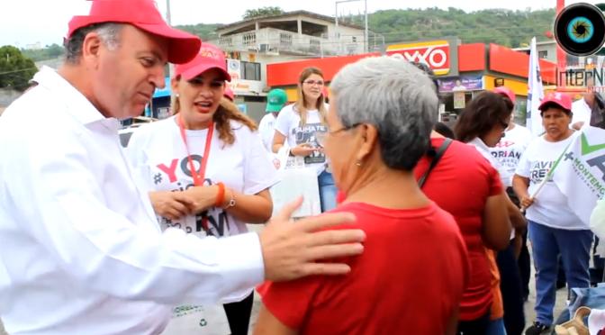 JAVIER TREVIÑO PROPONE MEJORAR ESTABLECIMIENTOS EN MERCADOS.