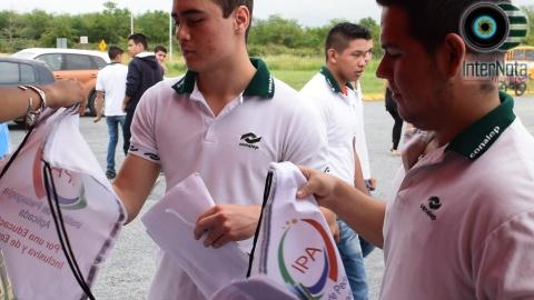 REALIZAN FERIA DEL EMPLEO Y OPCIONES EDUCATIVAS EN CONALEP JOSE MARÍA PARAS Y BALLESTEROS, ALLENDE N.L.