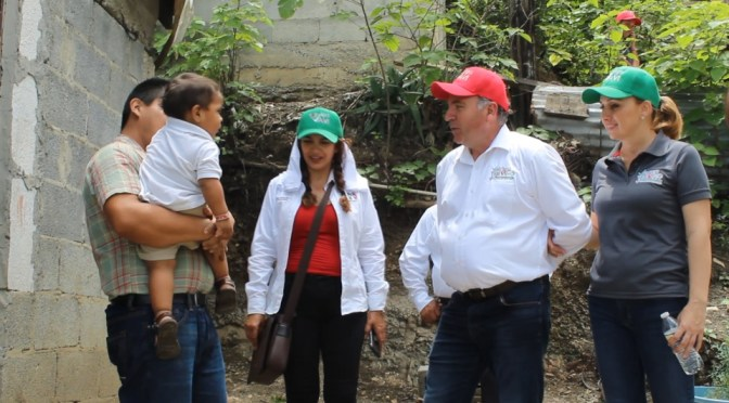 PROPONE JAVIER TREVIÑO CONSTRUIR PALACIO ADMINISTRATIVO PARA MEJOR SERVICIO A LA CIUDADANÍA.
