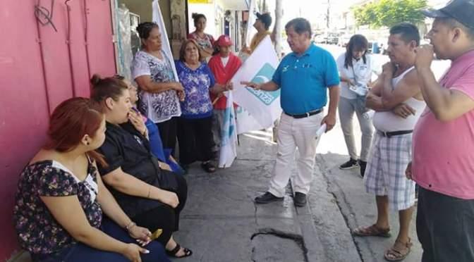 MÁS DE CINCO MIL FAMILIAS PIDEN REGULARIZACIÓN DE SUS TERRENOS EN COLONIAS DEL SUR