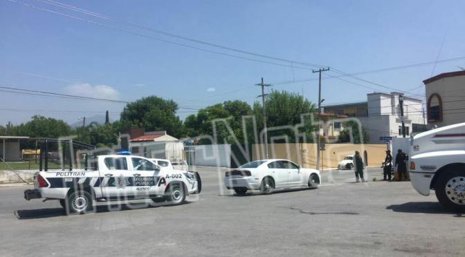 GENERA MOVILIZACIÓN POLICÍACA VEHÍCULO SOSPECHOSO.