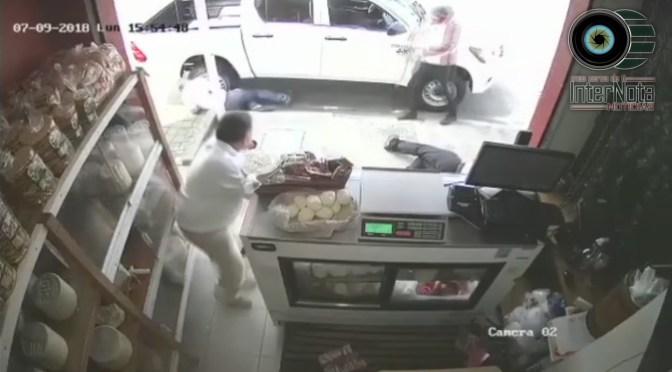ASESINAN A TRES COMERCIANTES DE AGUACATE EN MICHOACÁN.