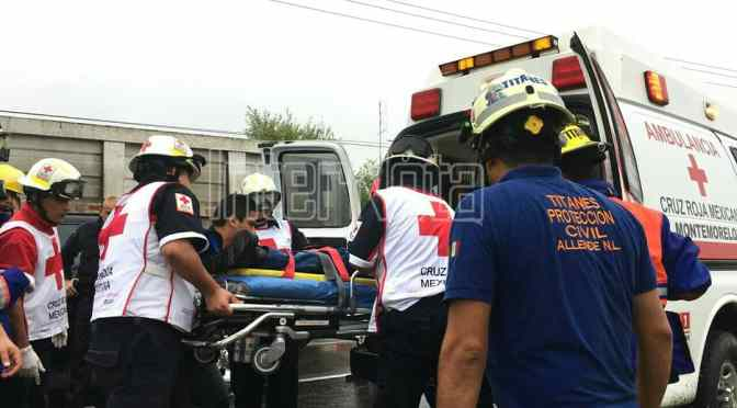 ACCIDENTE CIERRA CARRETERA NACIONAL