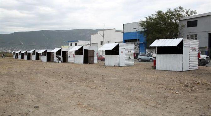 PROHÍBEN LA INSTALACIÓN DE FERIAS DEL COHETE EN SAN NICOLÁS.