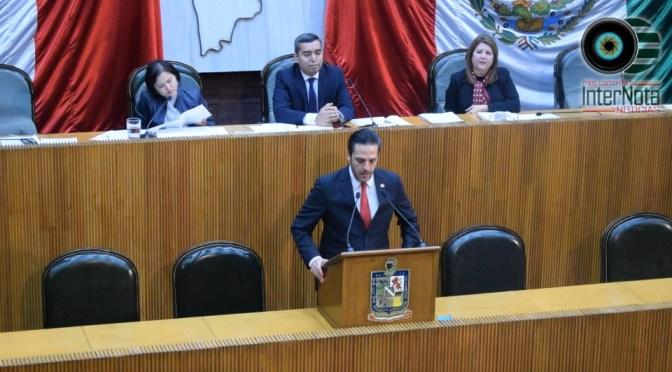 PRESENTA MARCO GONZALES INICIATIVA PARA MEJORAR TRANSPARENCIA EN ELECCIÓN DE CIUDADANOSA CARGOS PÚBLICOS
