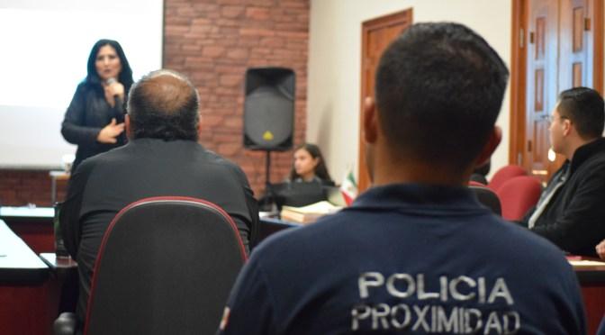"""LLEVAN A CABO CAPACITACIÓN DE """"PREVENCIÓN DEL DELITO"""" EN ALLENDE, N.L."""
