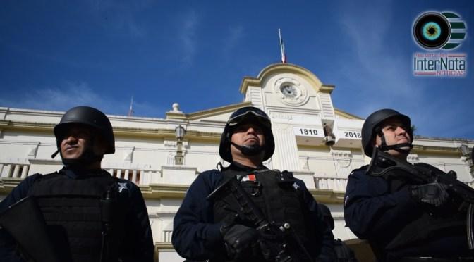 SECRETARIO DE SEGURIDAD COMENTA QUE SE HA TRABAJADO MUY BIEN EN LOS TRESES MESES DE ADMINISTRACIÓN